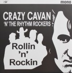 10inch - Crazy Cavan & The Rhythm Rockers - Rollin'N'Rockin