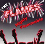 CD - Flames - Highly Flammable