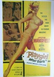 Poster DIN A3 - Playgirl After Dark - Jayne Mansfield