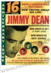 Poster DIN A3 - Jimmy Dean - 16 Magazine