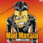 CD - Mad Masato - Just Moving On