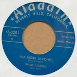 Single - mmy Liggins - Boogie Woogie King / No More Alcohol