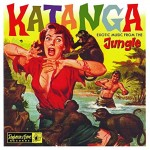 10inch - VA - Katanga - Exotic Music From The Jungle