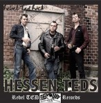 CD - Rebel Ted Rock - Hessen Teds