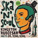 LP - Kingston Rudieska meets Dr. Ring Ding - Ska 'n Seoul
