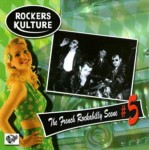 CD - VA - Rockers Kulture - The French Rockabilly Scene - Vol. 5