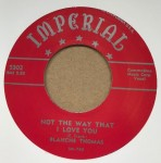 Single - Blanche Thomas - You Ain?t So Such A Much / Not The Way That I Love You