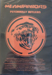 DVD - Meantraitors - Psychobilly Outlaws