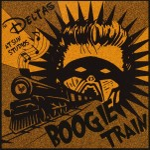 10inch - Deltas - Boogie Train - Live At Sun Studios