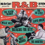 10inch - VA - Present The R&B Review 04