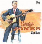Single - George Jones - Root Beer; Slave Lover