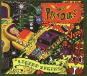 CD - Las Pistolas - The Legend Begins