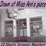 CD - VA - Down at Miss Ann's Place