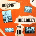 LP - VA - Boppin Hillbilly Vol. 10