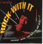 CD - VA - Rock With It - Rockin With The Rhythm & Blues 2