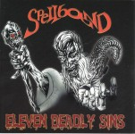 CD - Spellbound - Eleven Deadly Sins