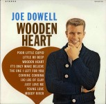 LP - Joe Dowell - Wooden Heart