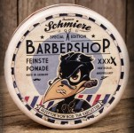 Pomade - Schmiere - Barbershop Bob The Earcutter (Knüppelhart) (140ml)