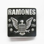 Gürtelschnalle - Ramones Eagle