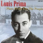 CD - Louis Prima And His Orchestra - Plays Pretty For The People