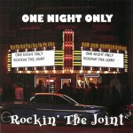 CD - Rockin' The Joint - One Night Only