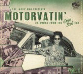 CD - VA - Motorvatin' Vol. 1