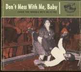 CD - VA - Don't Mess With Me, Baby