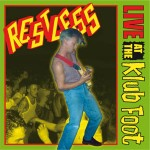 CD - Restless - Live At The Klub Foot
