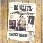 CD - Bo Weavil Blues Band - Midnight Rumble