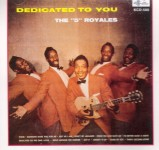 CD - 5 Royales - Dedicated To You