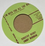 Single - Dorothy Berry & Jimmy Norman - I?m With You All The Way / Your Love
