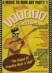 DVD - Voodoo Rhythm - The Gospel Of Primitive Rock'n'Roll