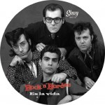 10inch - Rock'n'Bordes - Asi Es La Vida PICTURE
