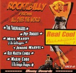 CD - VA - Rockabilly from all over the world / Real cool rockabillys