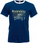 Ringer-Shirt - Walldorf Weekender Astoria-Hall, Blue