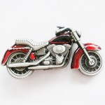 Gürtelschnalle - Motorcycle