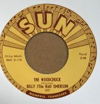 Single - Billy (The Kid) Emerson - The Woodchuck / I?m Not Going Home