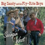 CD - Big Sandy & His Fly-Rite Boys - Swingin' West (1995)
