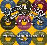 CD - VA - Western Star Rockabillies Vol. 2