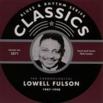 CD - Lowell Fulson - 1947 - 1948 The chronological classics