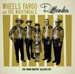 10inch - Wheels Fargo & The Nightingale - Rattlesnakes