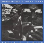 CD - Brownie Mc Ghee And Sonny Terry - Trouble In Mind