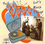 CD - Be Bops - Let's Keep Things Movin'