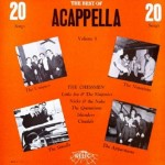 LP - VA - The Best of Acappella Vol. 5