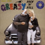 LP - VA - Greasy Rock And Roll Vol. 12