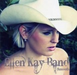 CD - Ellen Kay Band - Smooth