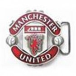 Gürtelschnalle - Manchester United Football Club