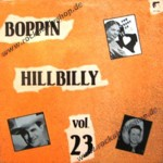 LP - VA - Boppin Hillbilly Vol. 23