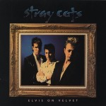 CD - Stray Cats - Elvis On Velvet