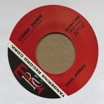 Single - Louis Jordan - 65 Bars / Comin? Down